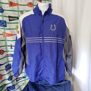 Reebok Indianapolis Colts Jacket SI NFL Promo XL